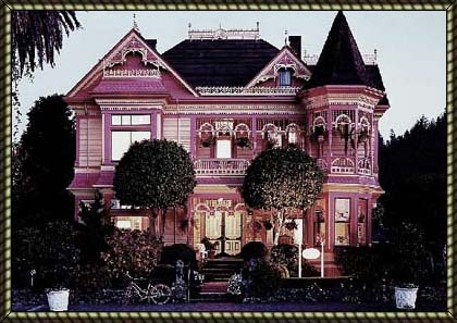 Picture - Victorian Style Mansion