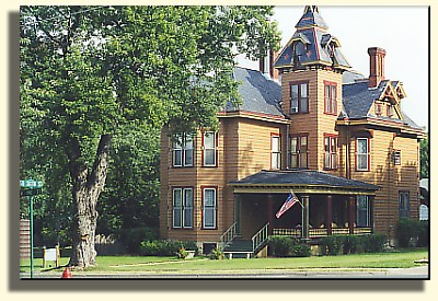 Picture - Victorian Mansion